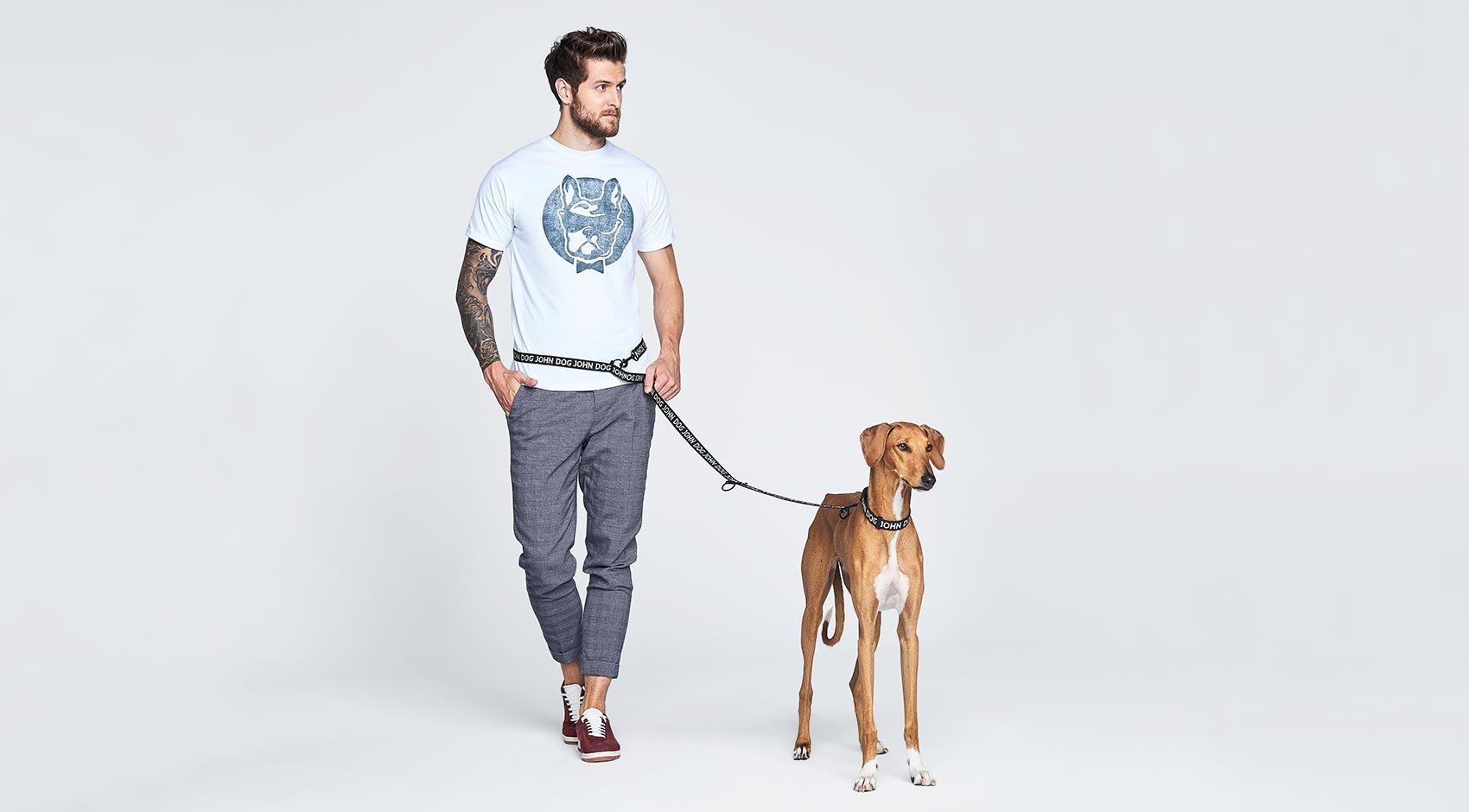 smycz regulowana dla psa
