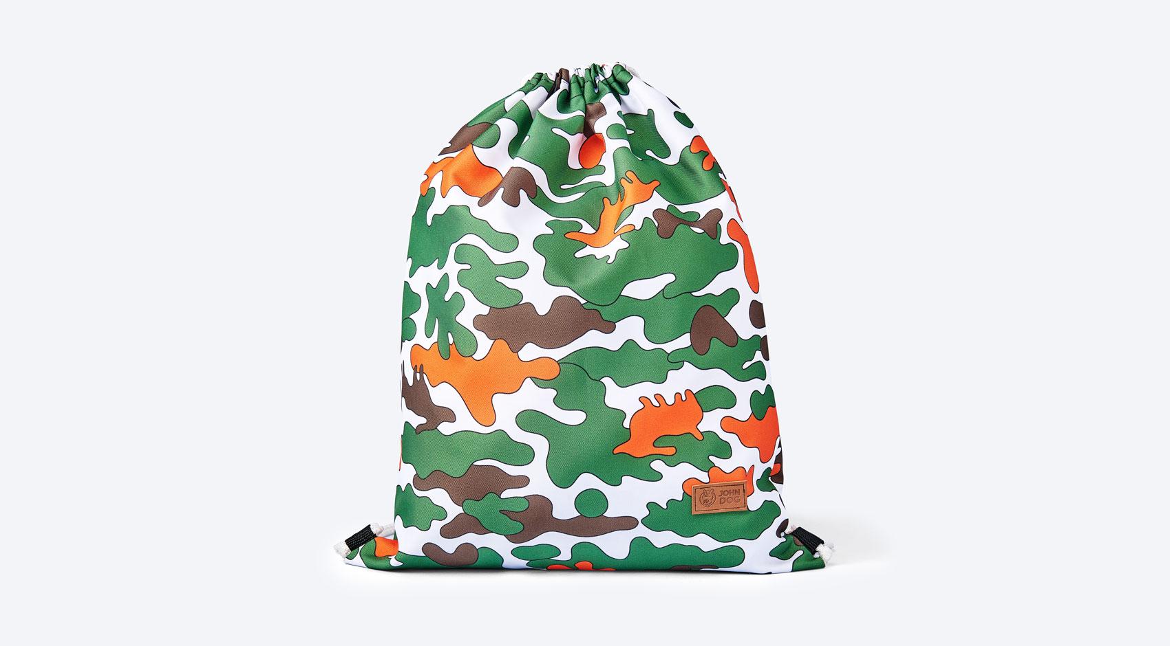 Plecak worek John Dog New York biały_5GA60434A2_G